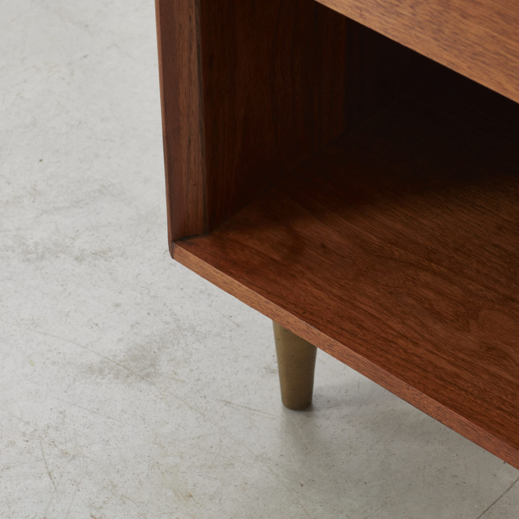 Pair I.S.A bedside tables