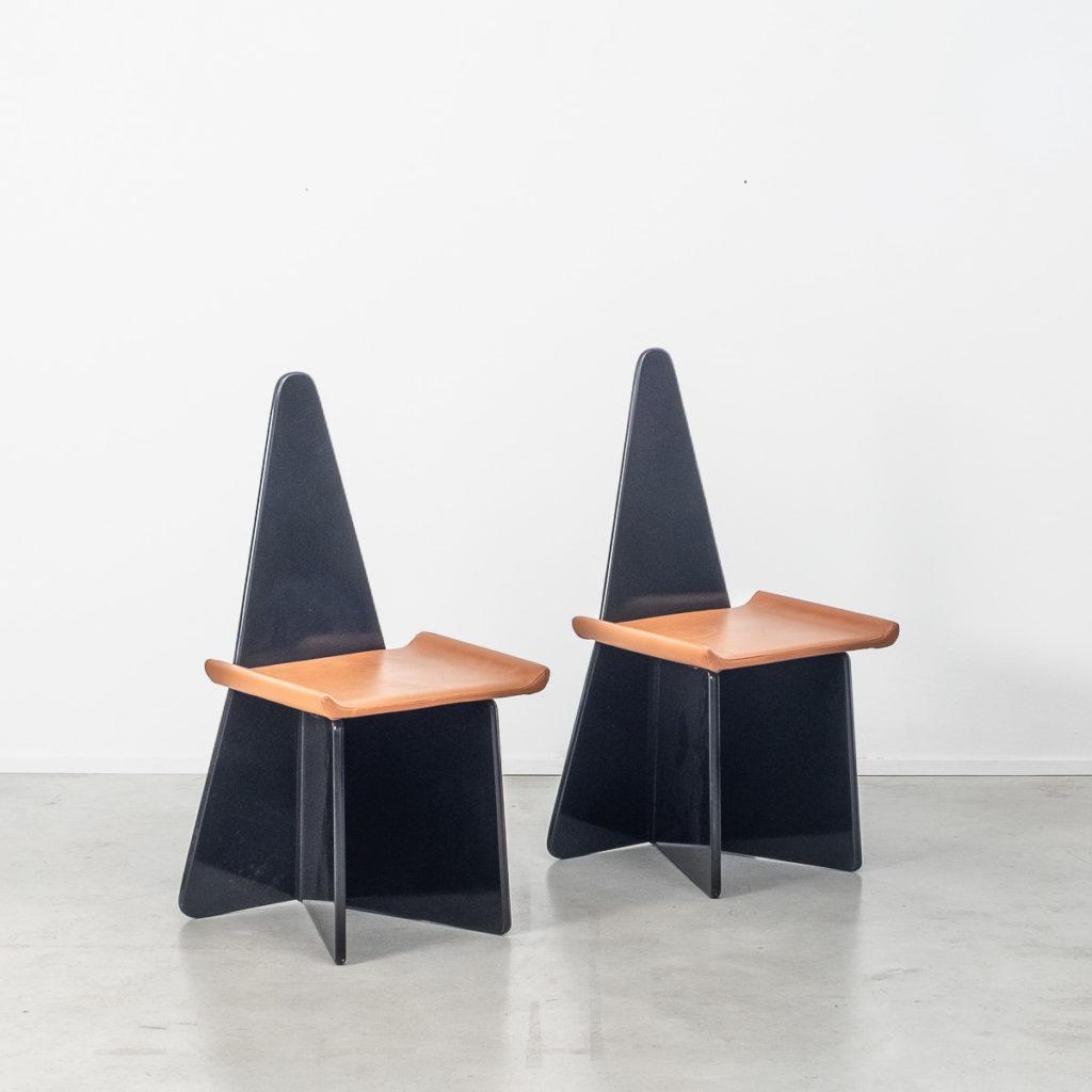 Claudio Salocchi Napoleone chairs