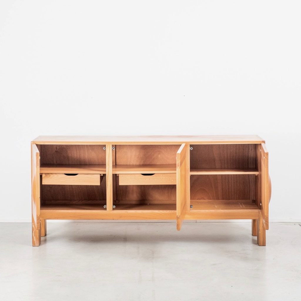 Maison Regain wooden sideboard