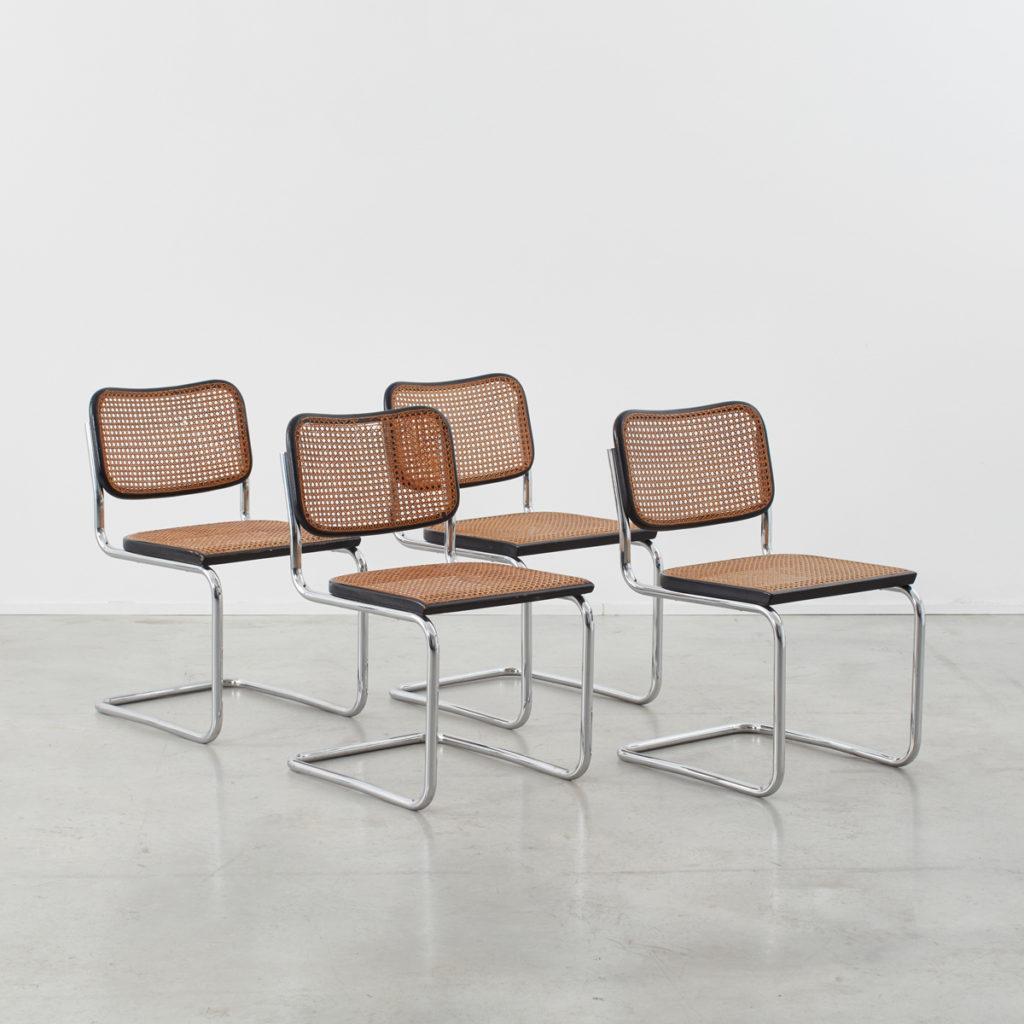 Marcel Breuer Cesca chairs