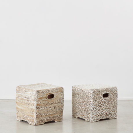 Vintage Sandstone stool or table