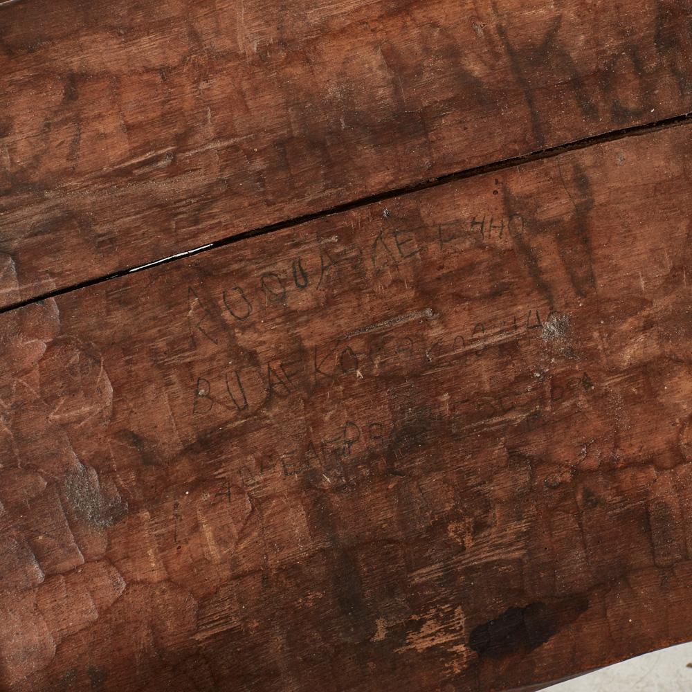African Baoulé chair