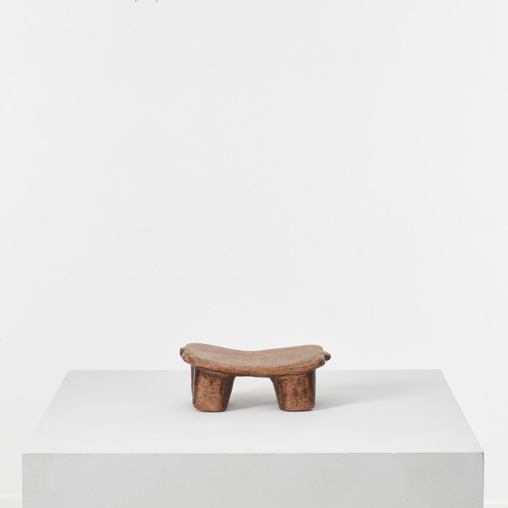 African Sénoufo stool (1)