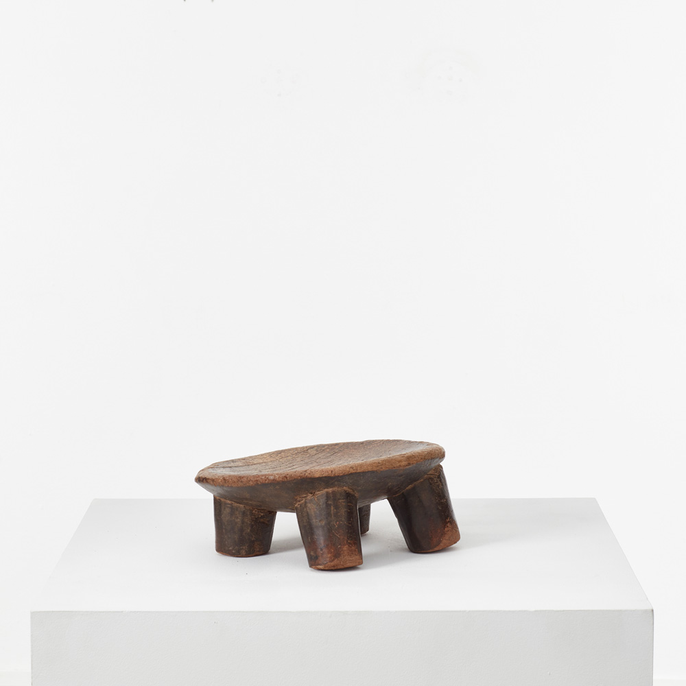 African Sénoufo stool (2)
