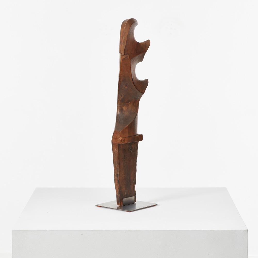 Giuseppe Carli oarlock sculpture