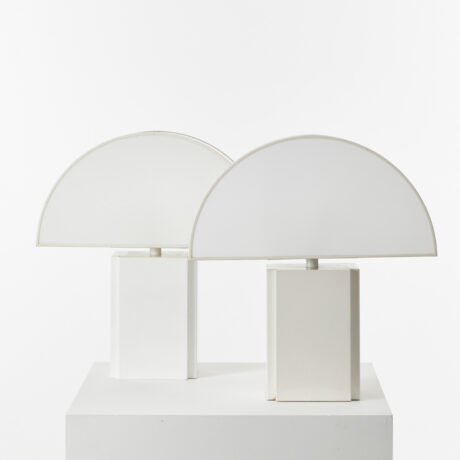 Harvey Guzzini Olympe table lamps