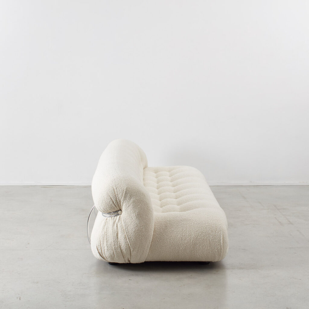 Afra and Tobia Scarpa Soriana sofa