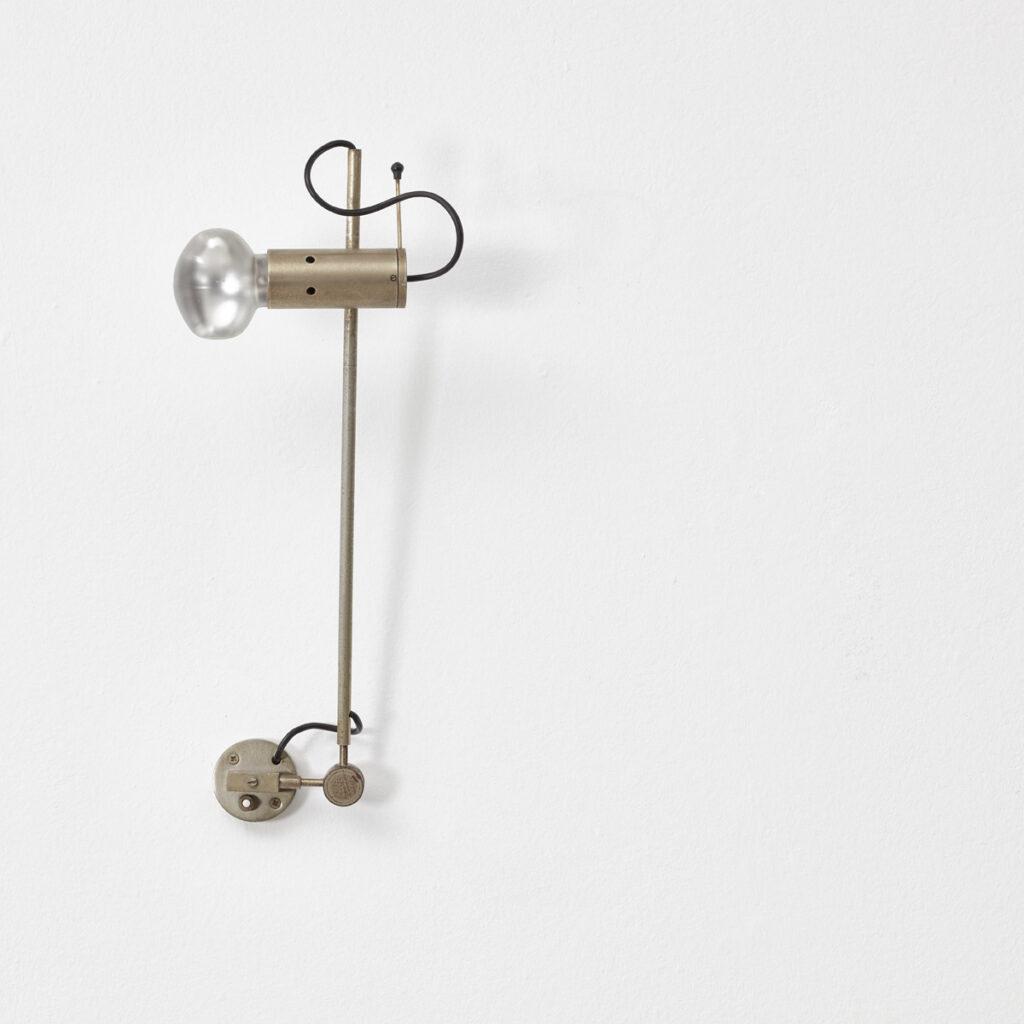 Tito Agnoli model 194 wall lamp