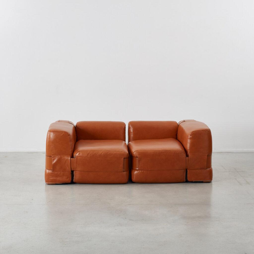 Mario Bellini 932 Quartet sofa & chair