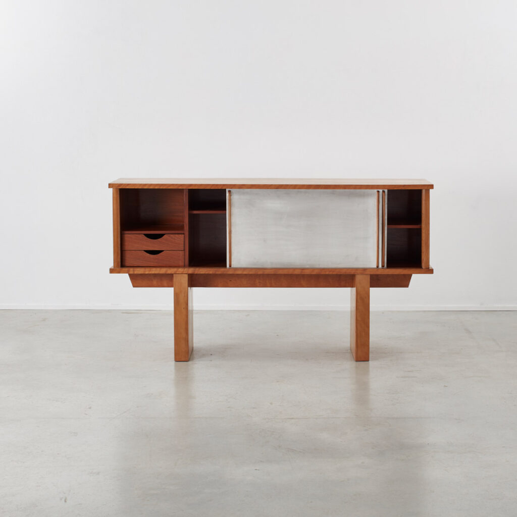 Charlotte Perriand style sideboard