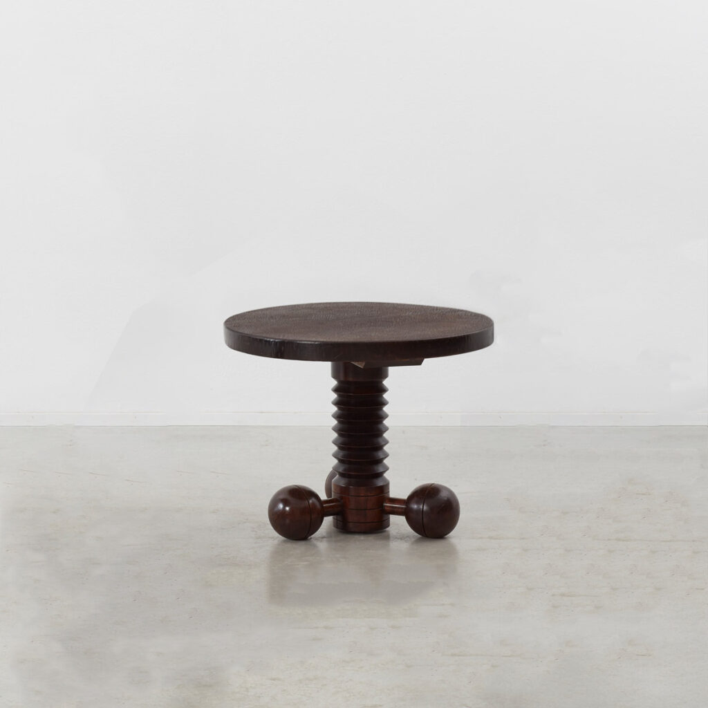 Charles Dudouyt Gueridon table