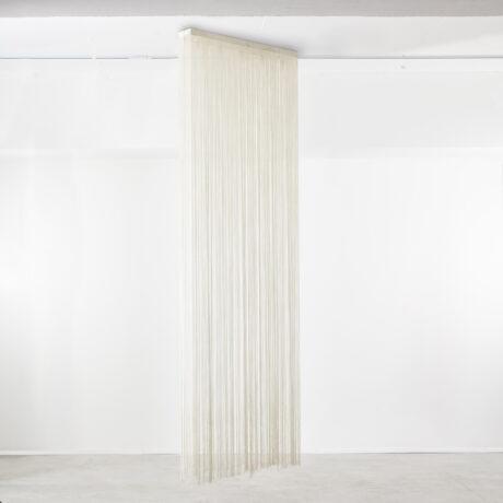Mariyo Yagi 'Garbo' fringed ceiling light