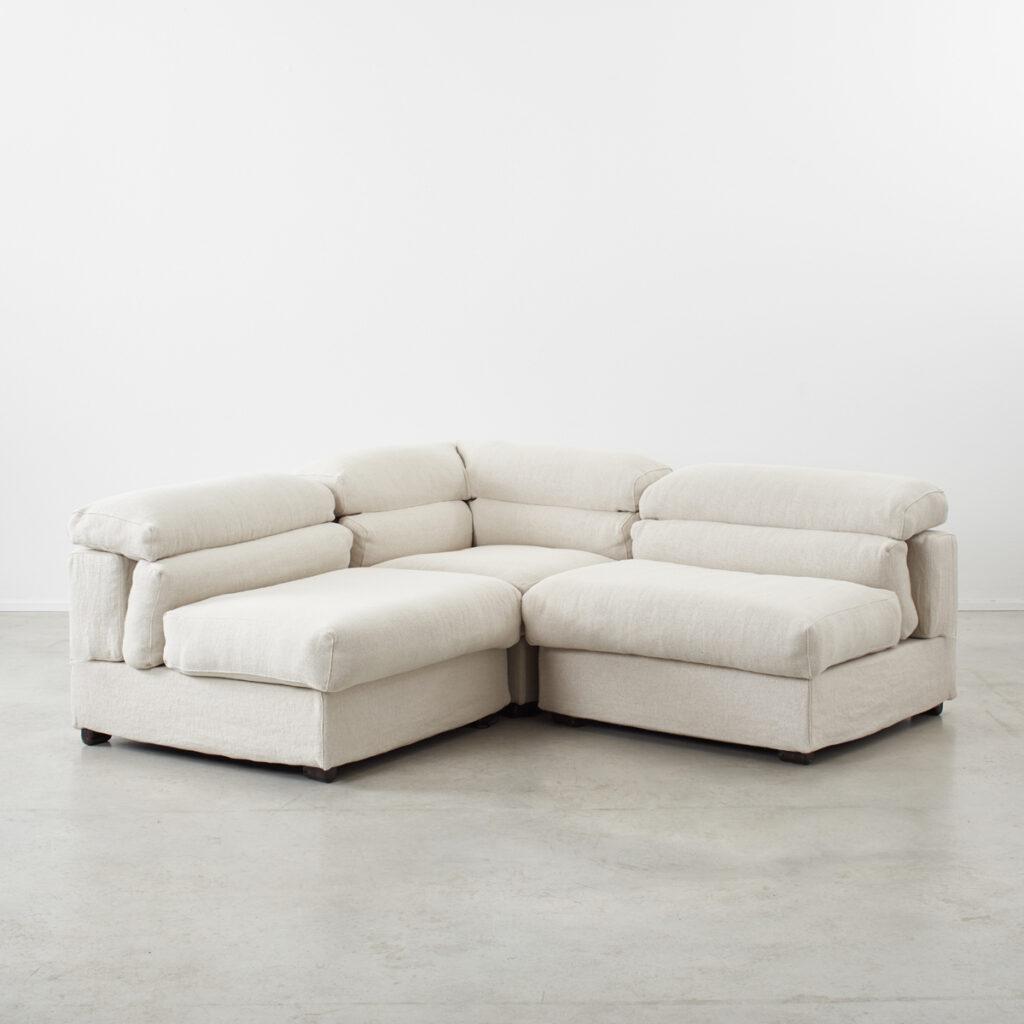Tobia & Afra Scarpa Erasmo sofa