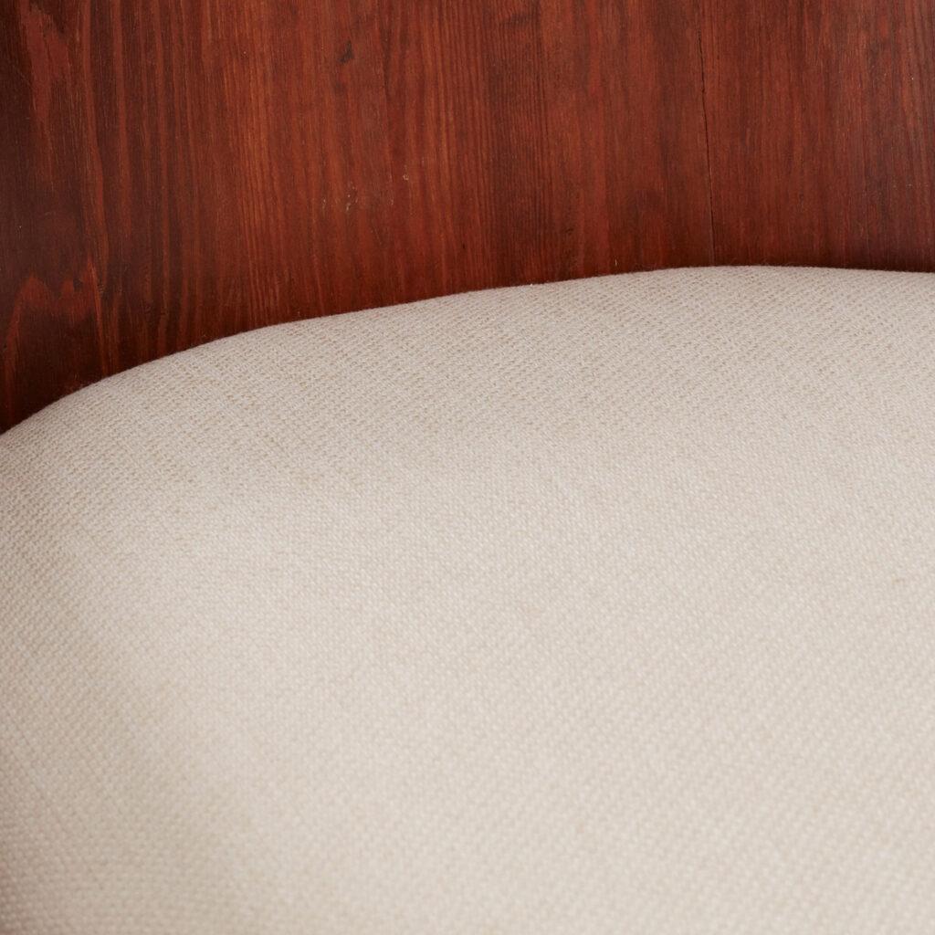 Axel Einar Hjorth barrel armchairs