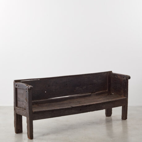 18th Century Basque bench