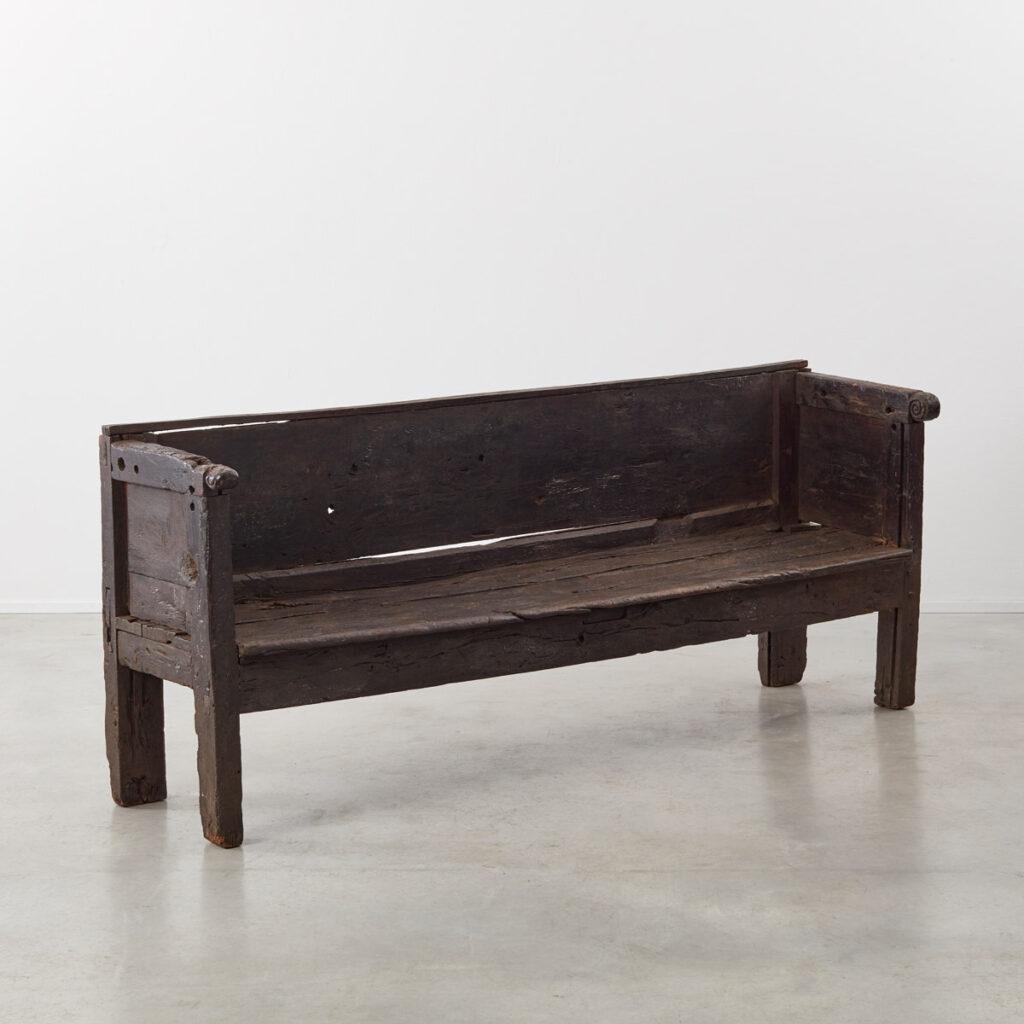 18th Century Basque bench
