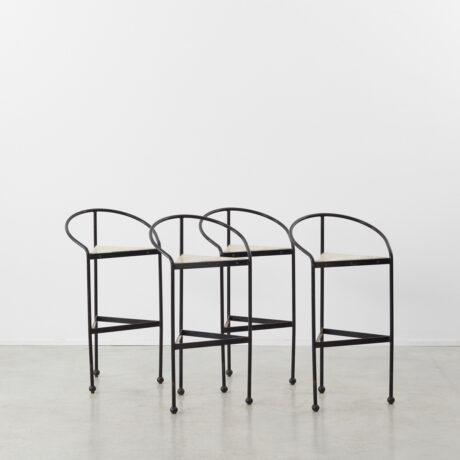 Bermudas stools by C. Miret