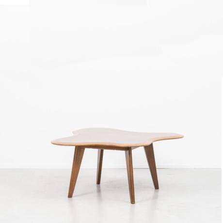 Neil Morris walnut Cloud table