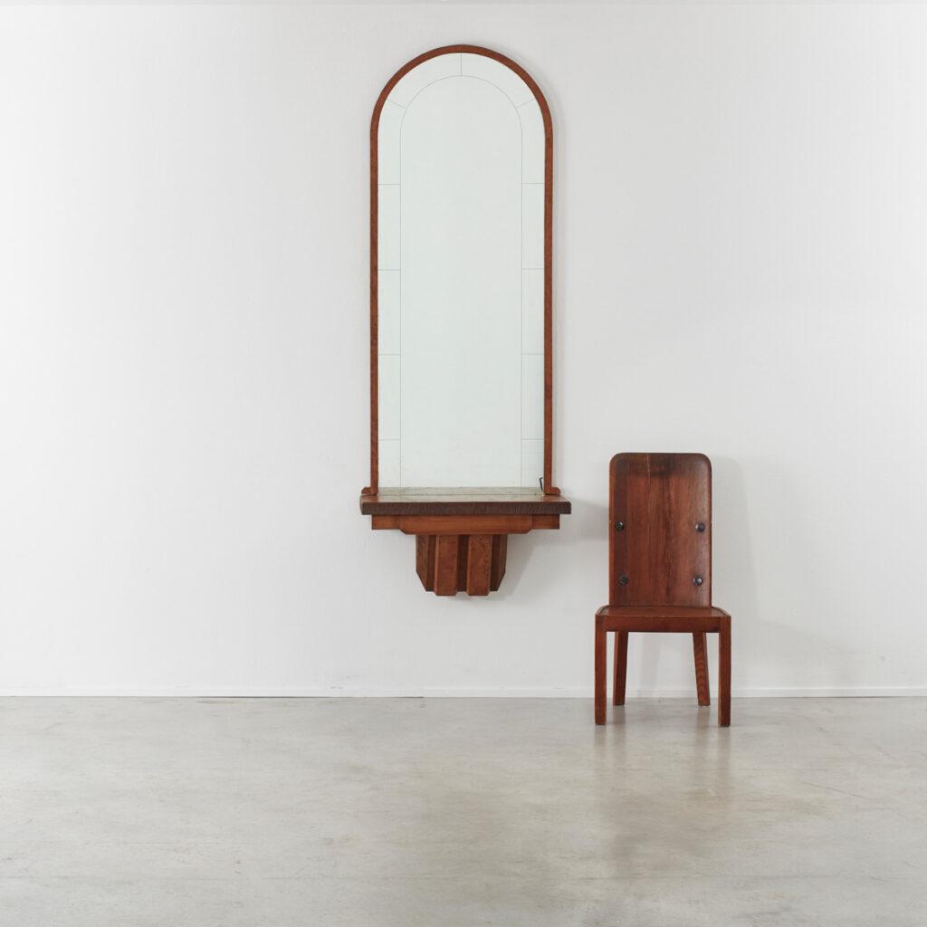 Pier Luigi Colli mirror console