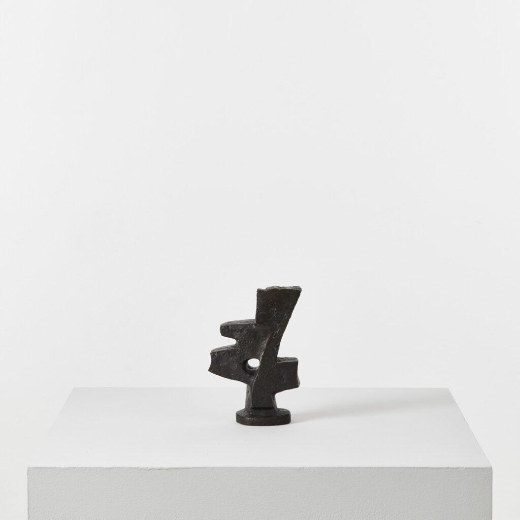 Morice Lipsi bronze sculpture