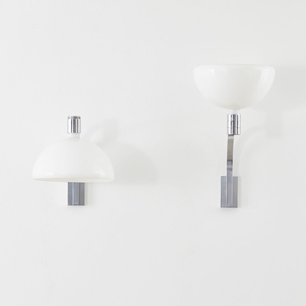 AM/AS wall lights by Albini, Helg and Piva