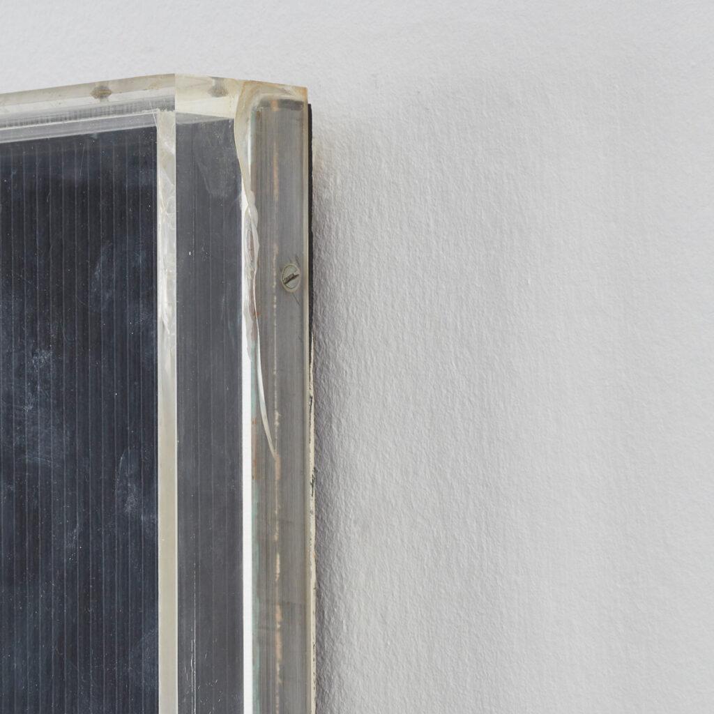 Glass artwork by Renato Santarossa