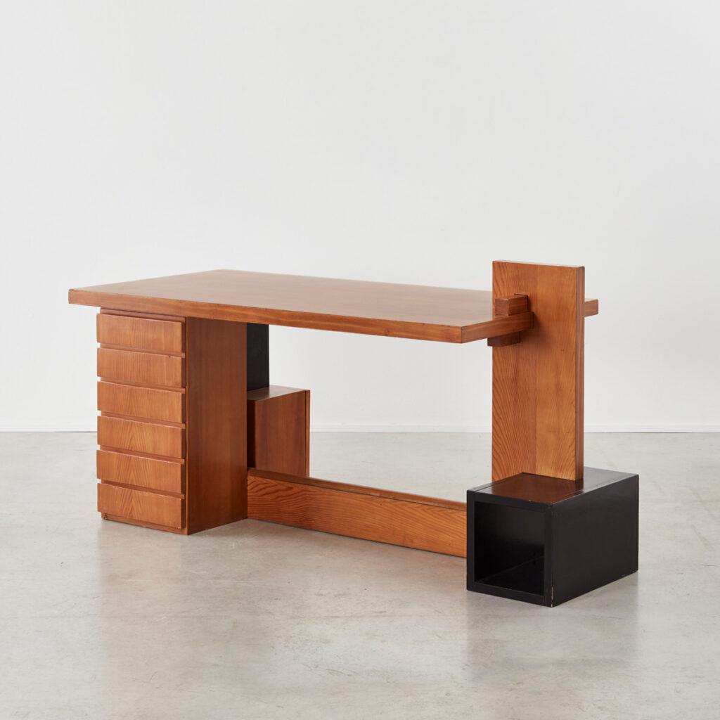 Unique Constructivist style desk