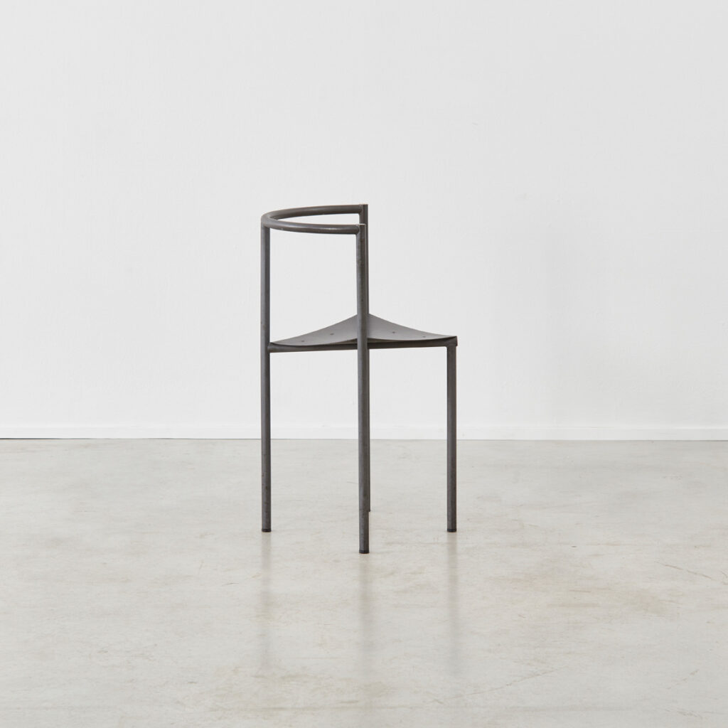 Pair of Wendy Wright chairs by Starck