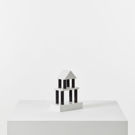 Architectural sculpture by Sottsass (2)