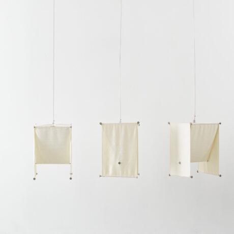 Achille Castiglioni Teli Kd51/R lights