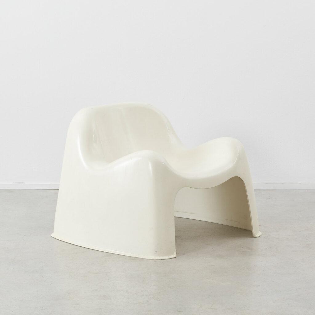 Sergio Mazza Toga chair