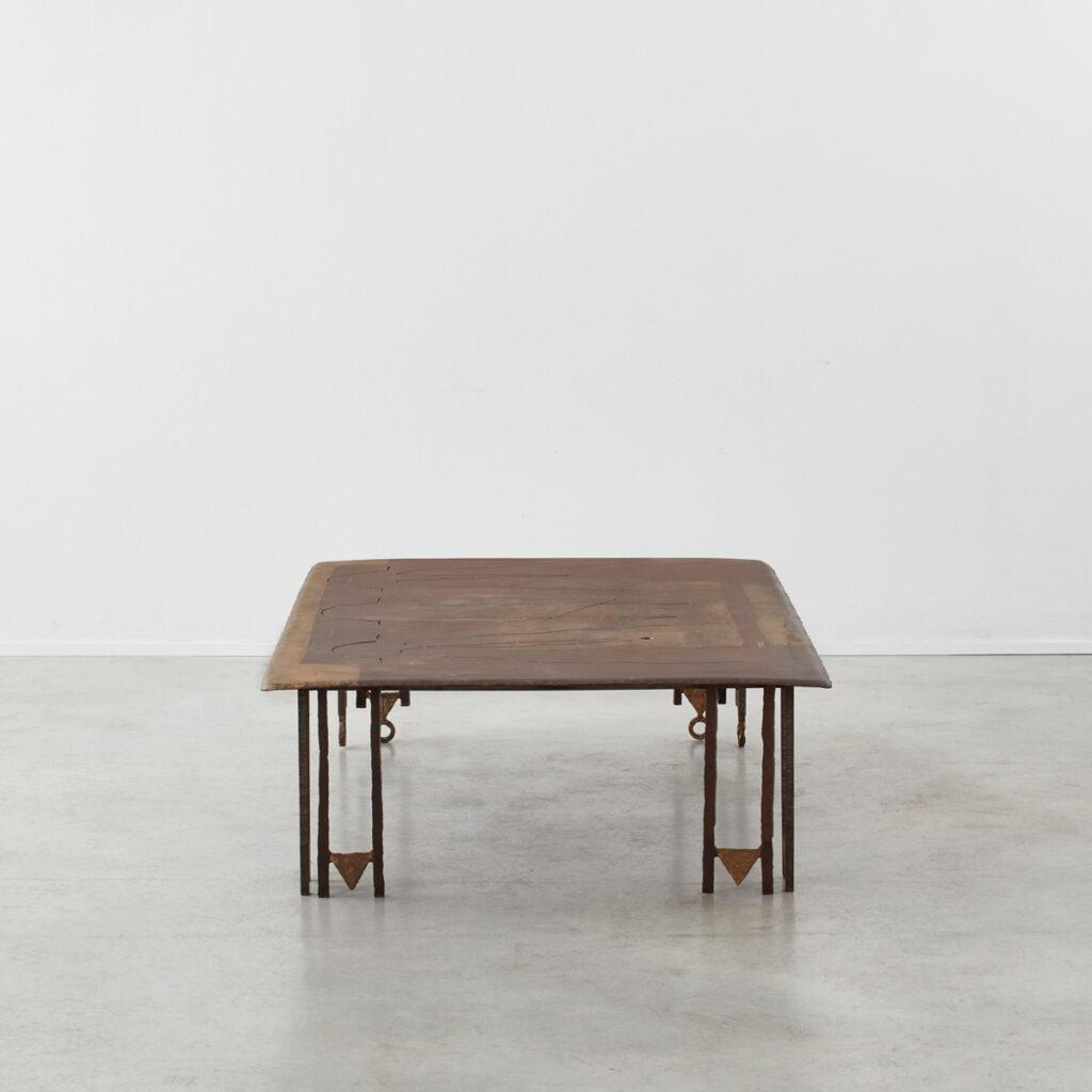 Jean-Jacques Argueyrolles table
