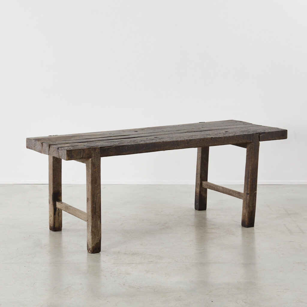 18th century Normandy dining table